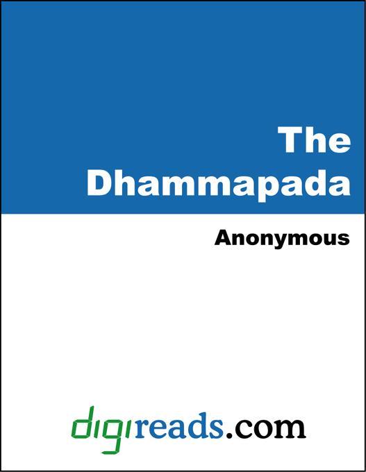 The Dhammapada EB9785551323518