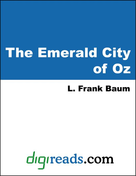 The Emerald City of Oz EB9785551314424