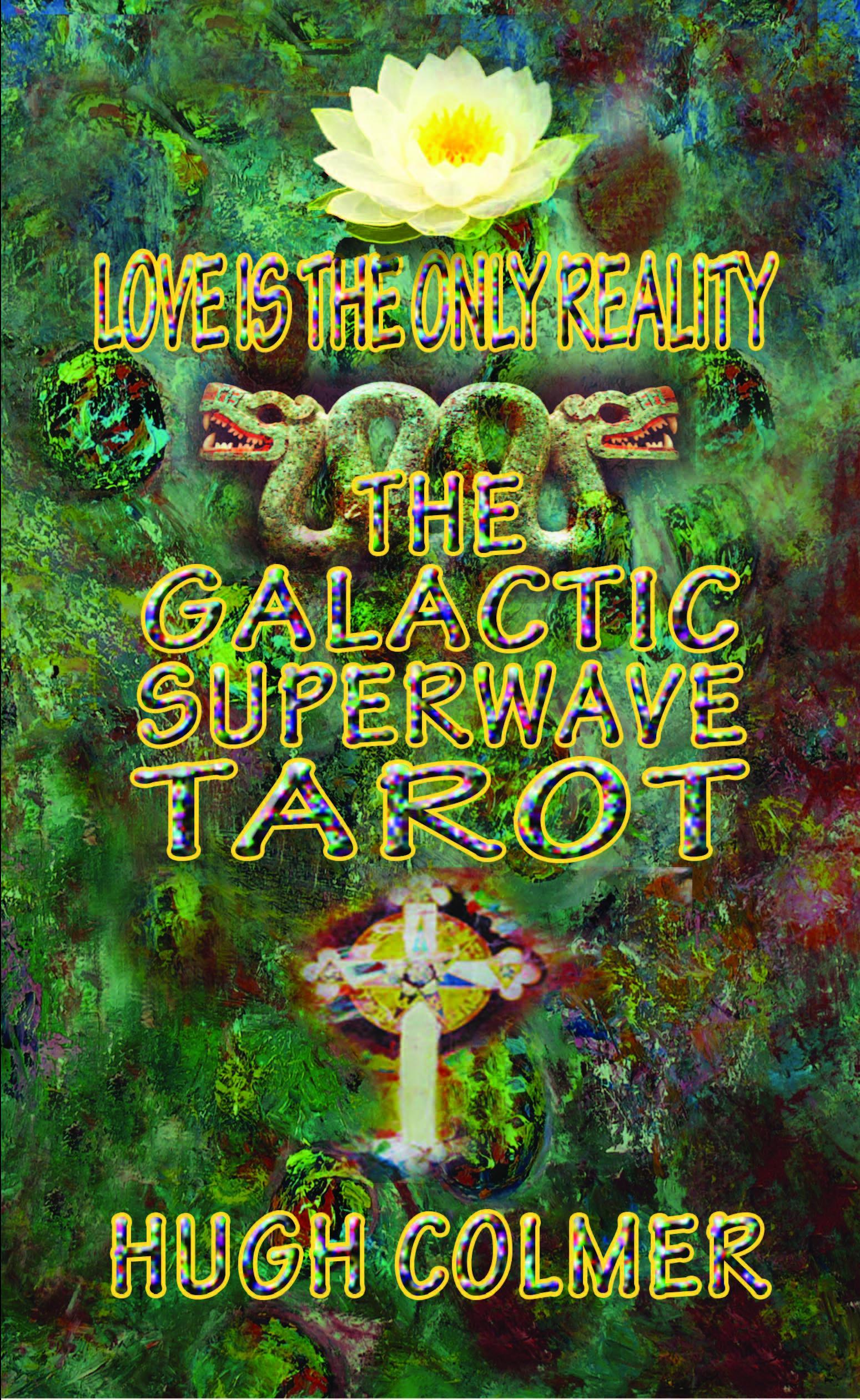 The Galactic Cross Tarot EB9785551913436