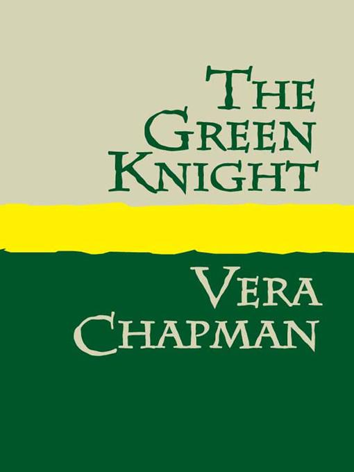 The Green Knight Large Print EB9785551884002