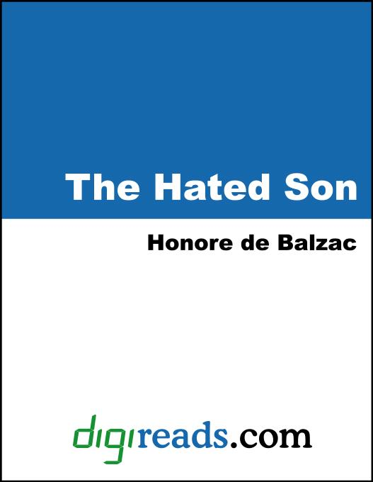 The Hated Son EB9785551439264