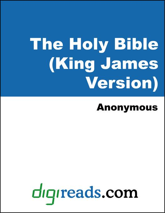 The Holy Bible (King James Version), Old and New Testaments EB9785551323273
