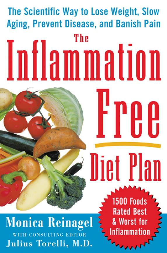 The Inflammation-Free Diet Plan EB9785551656180