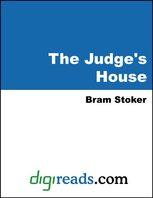 The Judge's House EB9785551403029