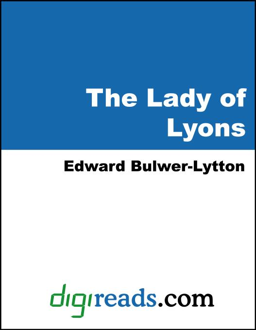 The Lady of Lyons EB9785551397182
