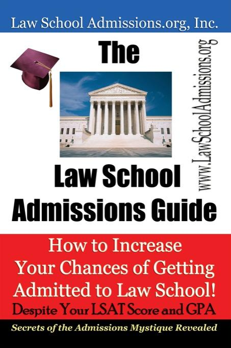 The Law School Admissions Guide EB9785551454489