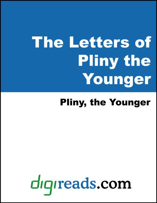 The Letters of Pliny the Younger EB9785551329121