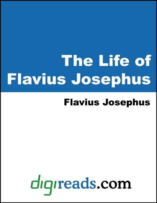 The Life of Flavius Josephus EB9785551381648
