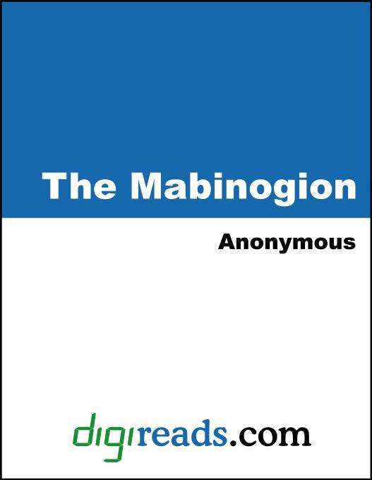 The Mabinogion EB9785551328070