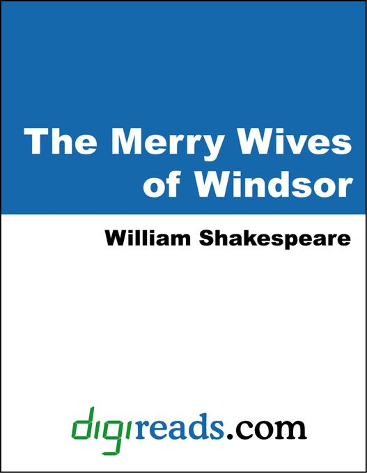 The Merry Wives of Windsor EB9785551317074