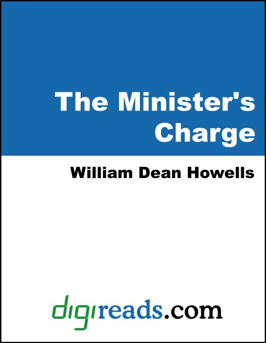 The Minister's Charge EB9785551352143