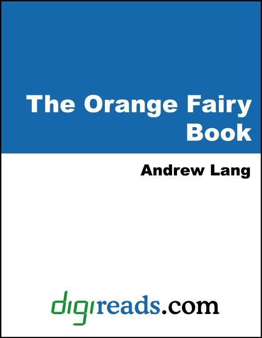 The Orange Fairy Book EB9785551381846