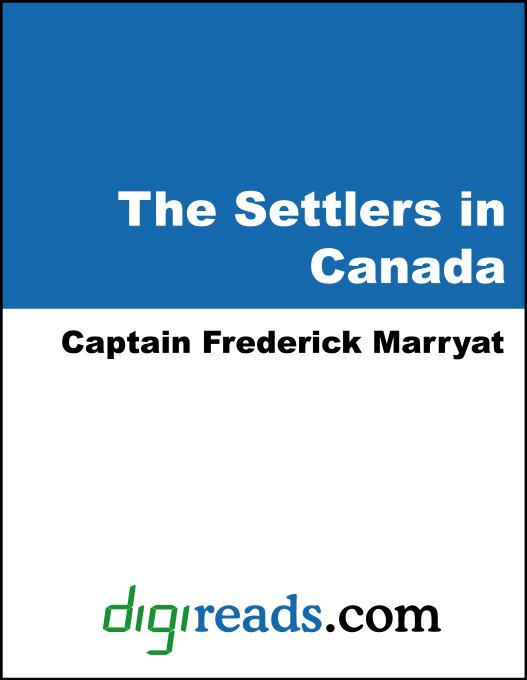 The Settlers in Canada EB9785551382119