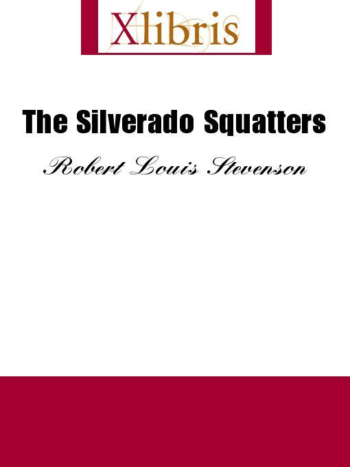 The Silverado Squatters EB9785551066958