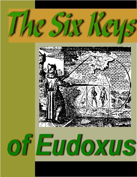 The Six Keys of Eudoxus EB9785551294931