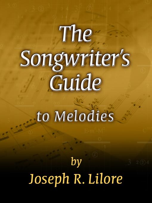 The Songwriter's Guide to Melodies EB9785551479376