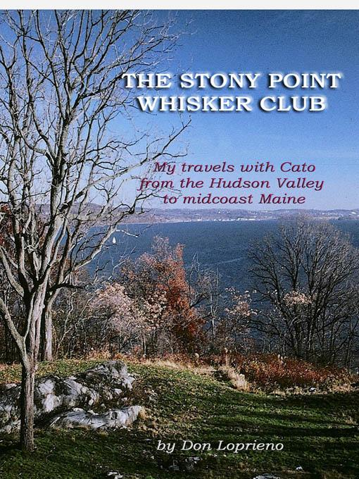 The Stony Point Whisker Club EB9785551888598
