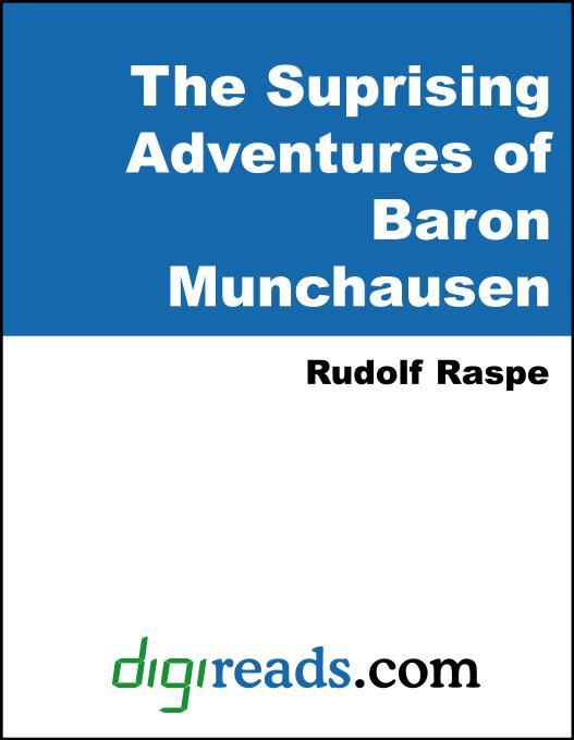 The Surprising Adventures of Baron Munchausen EB9785551333548