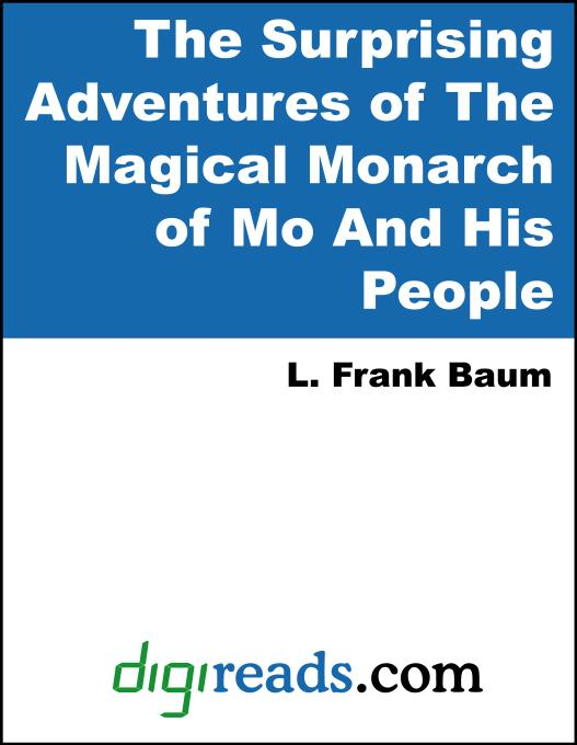 The Surprising Adventures of The Magical Monarch of Mo And His People EB9785551396390