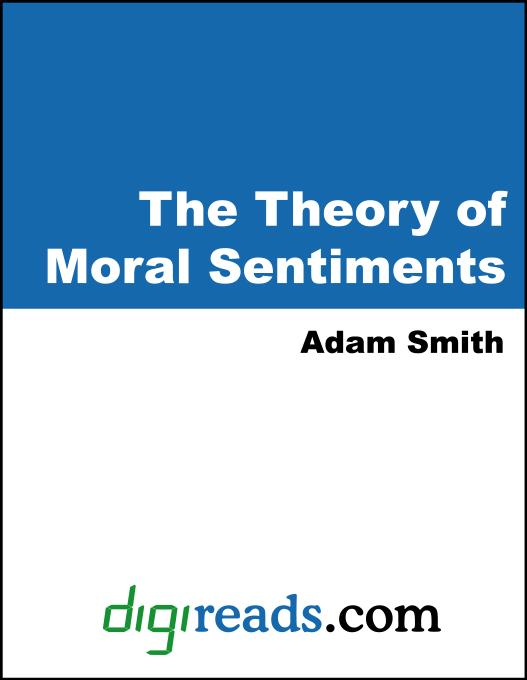 The Theory of Moral Sentiments EB9785551383000