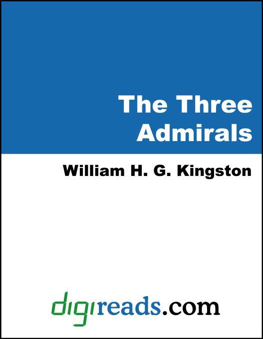 The Three Admirals EB9785551381754