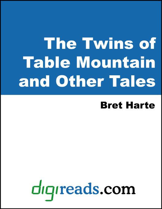 The Twins of Table Mountain and Other Tales EB9785551381143