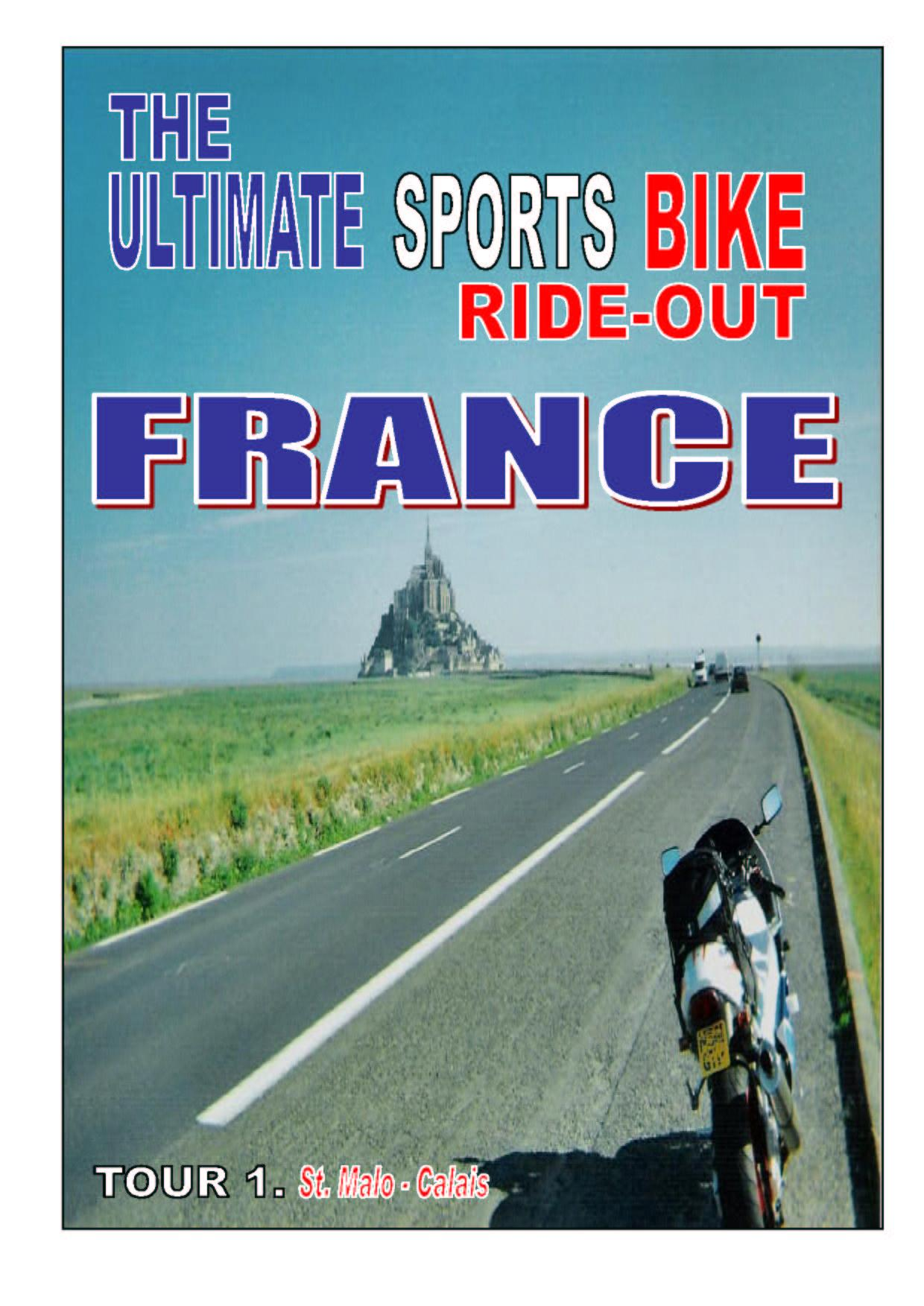 The Ultimate Sports Bike Ride Out EB9785551509400