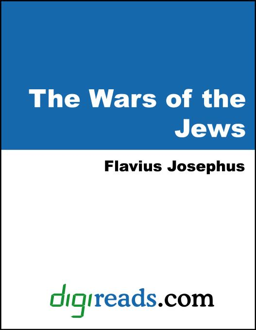 The Wars of the Jews EB9785551381655