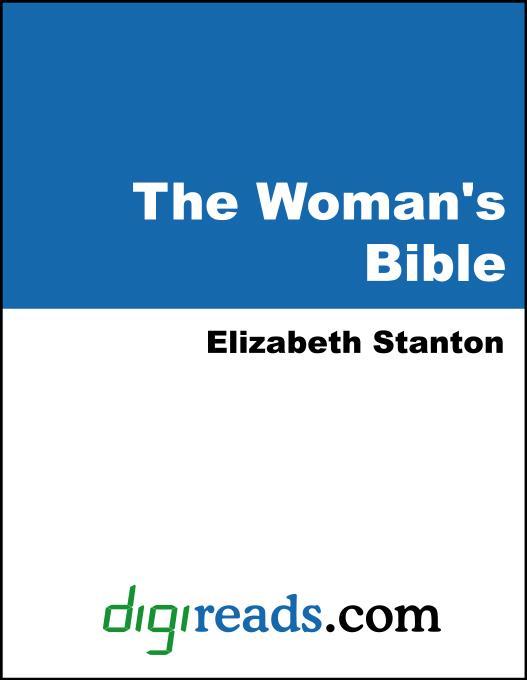 The Woman's Bible EB9785551326724