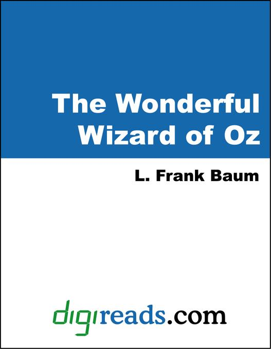 The Wonderful Wizard of Oz EB9785551318033