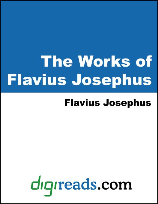 The Works of Flavius Josephus EB9785551323990
