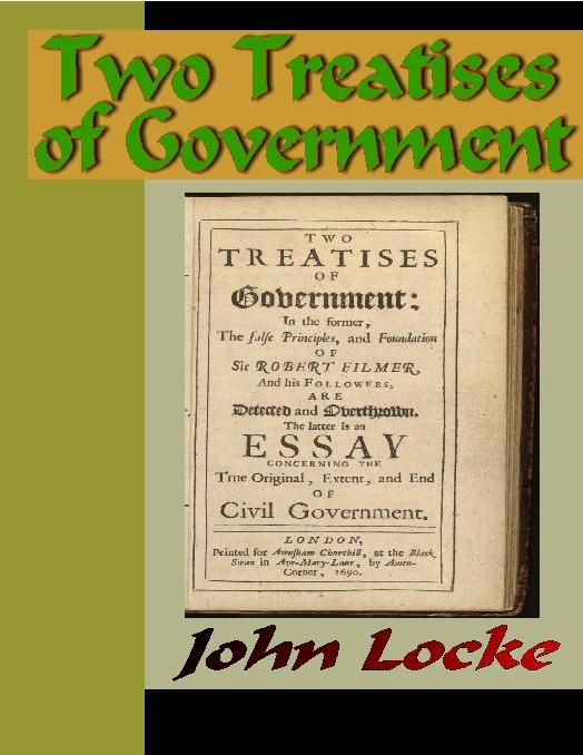 Two Treatises of Government EB9785551317890