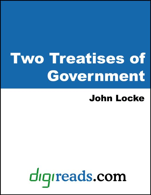 Two Treatises of Government EB9785551325482