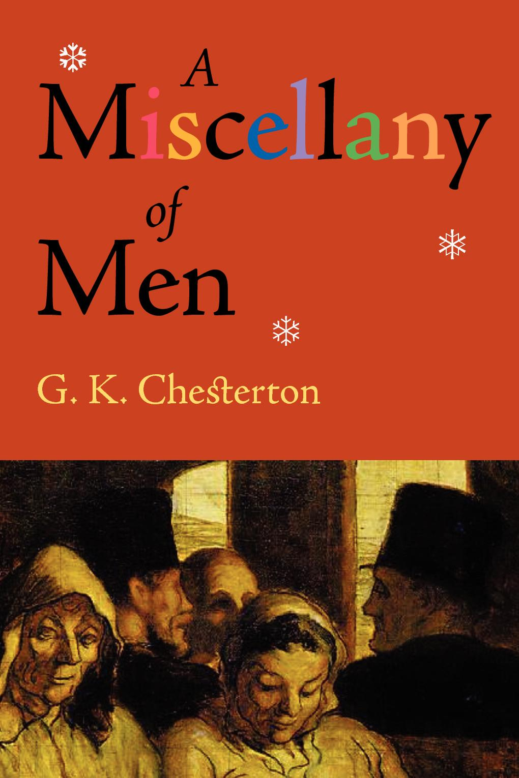 A Miscellany of Men EB9787770621116