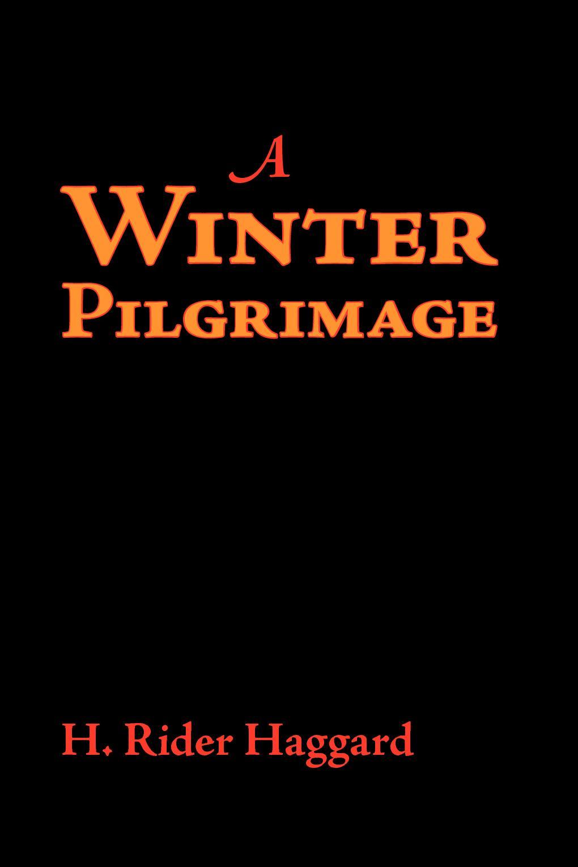A Winter Pilgrimage EB9787770618390