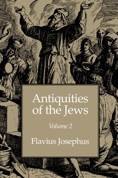 Antiquities of the Jews volume 2 EB9787770618598