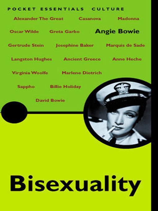 Bisexuality EB9787770621239