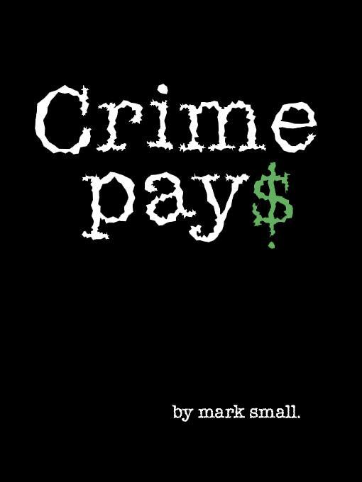 Crime pay$ EB9787770525667