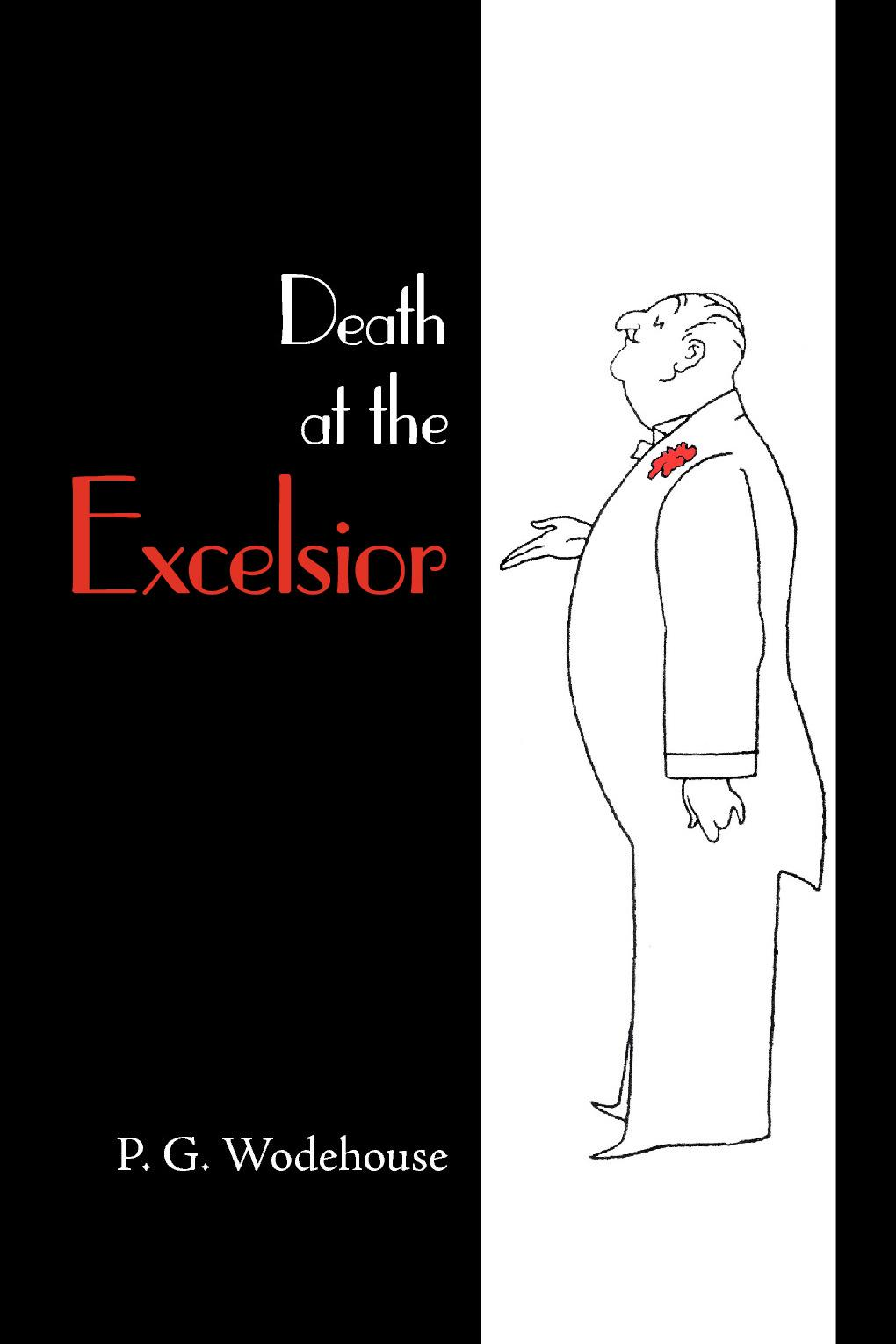 Death at the Excelsior EB9787770618888