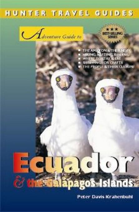Ecuador & the Galapagos Islands EB9787770816604