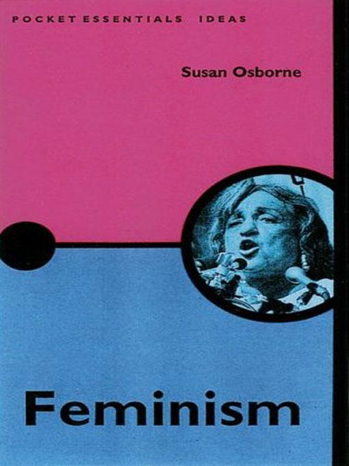 Feminism: The Pocket Essential Guide EB9787770623738