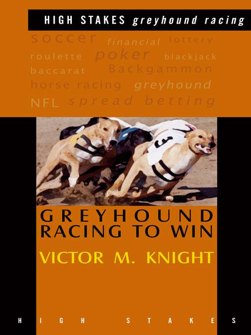 Greyhound Racing to Win EB9787770665554