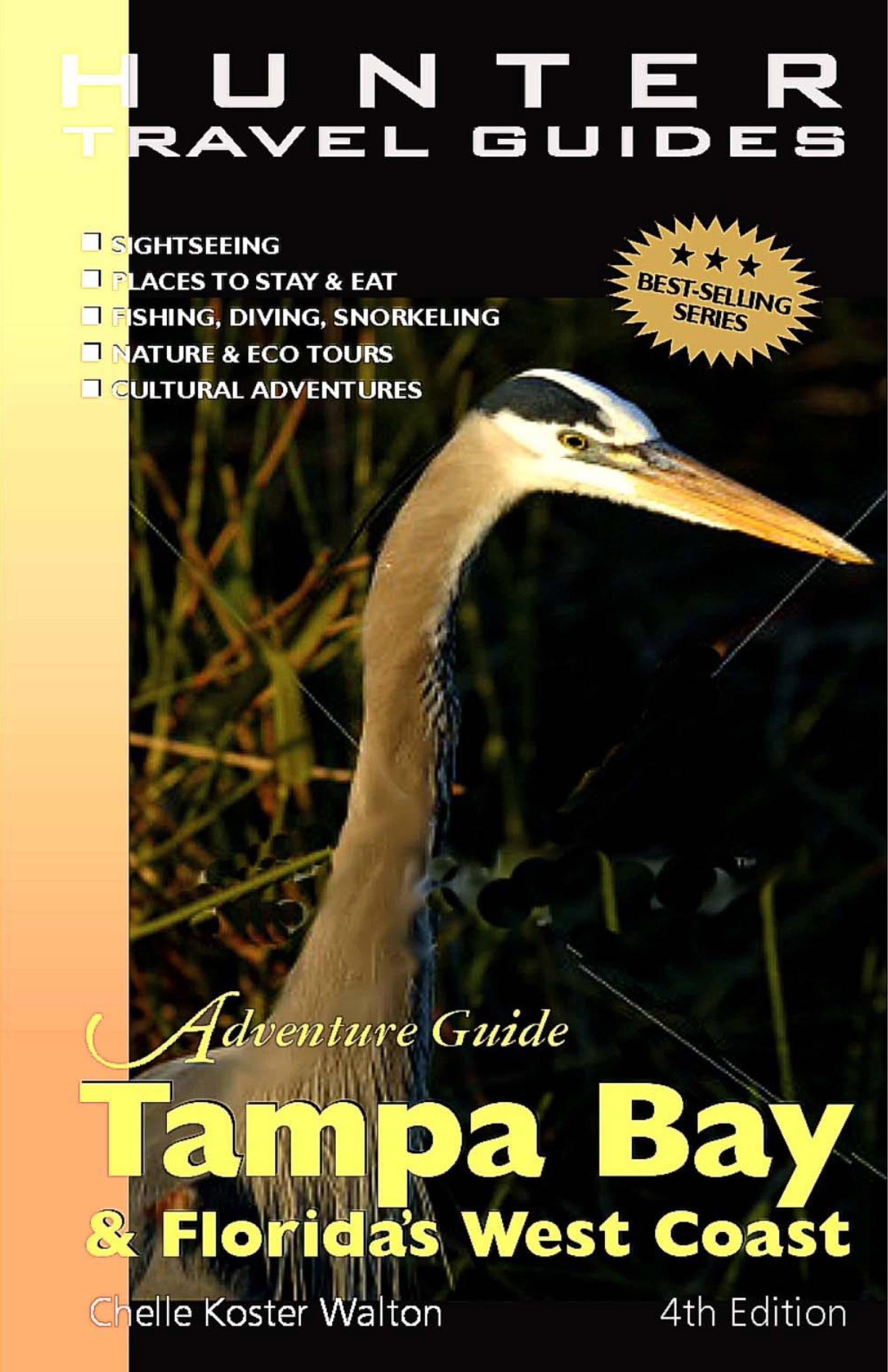 Tampa Bay & Florida's West Coast Adventure Guide EB9787770830228