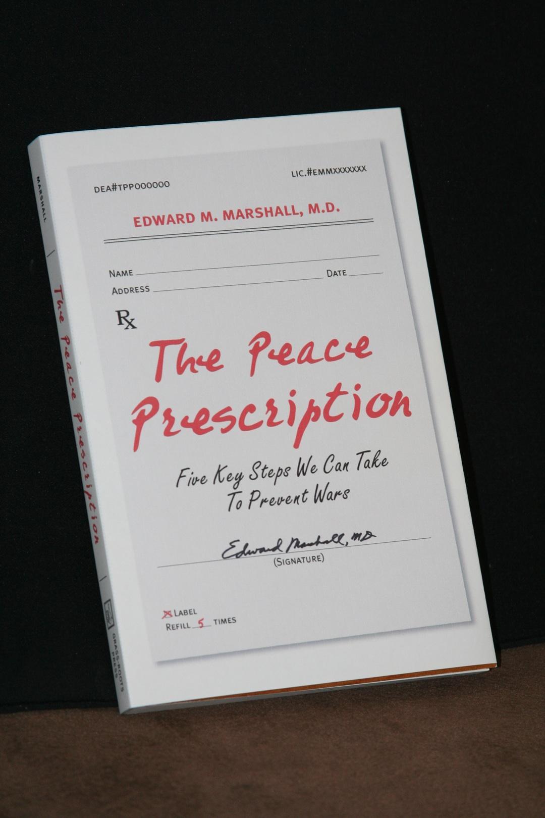 The Peace Prescription EB9787770940835