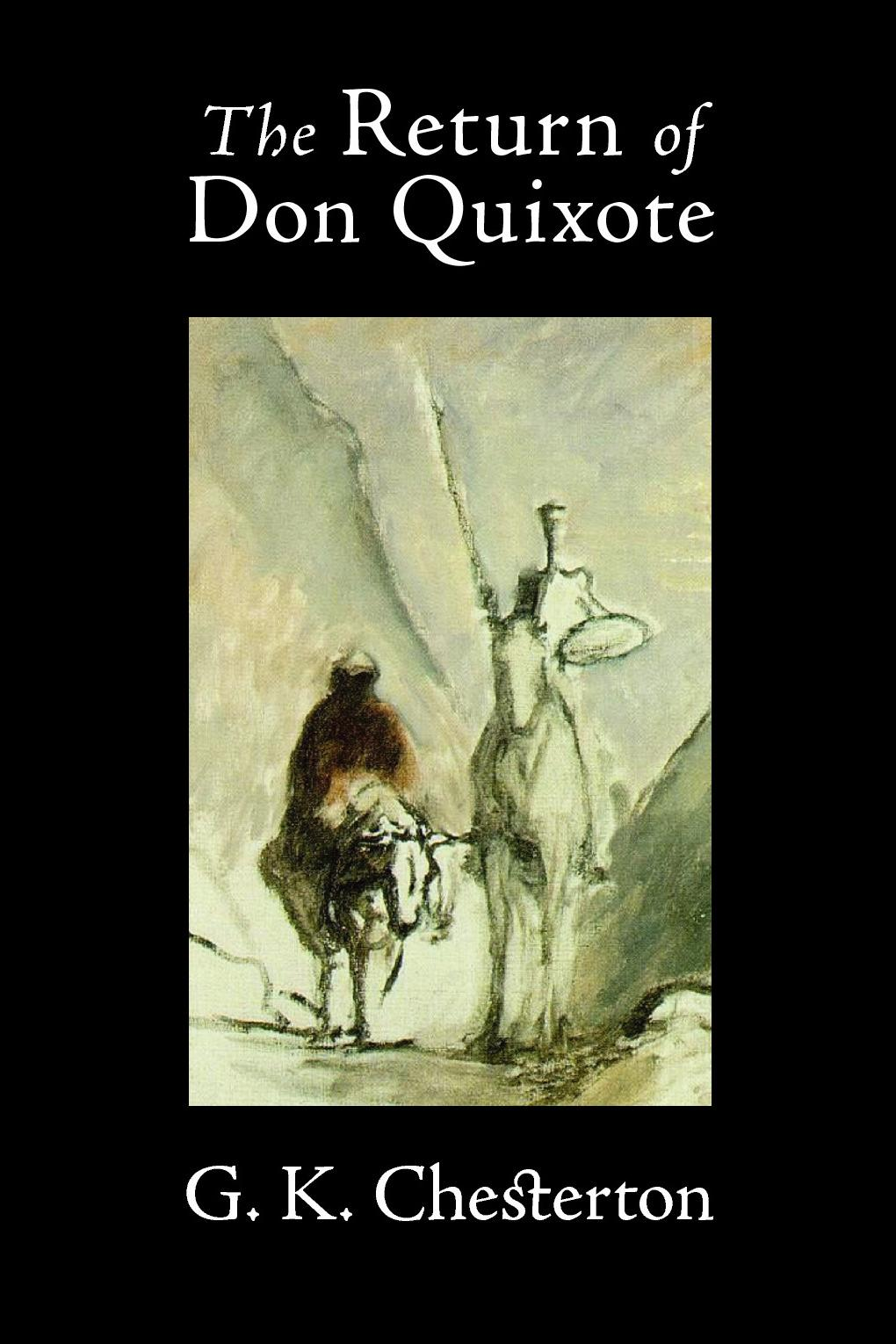 The Return of Don Quixote EB9787770619847