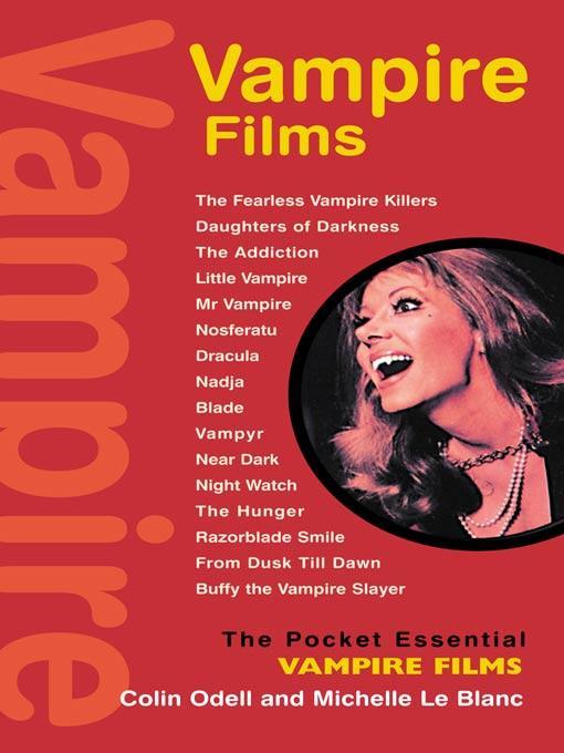 Vampire Films: The Pocket Essential Guide EB9787770935053