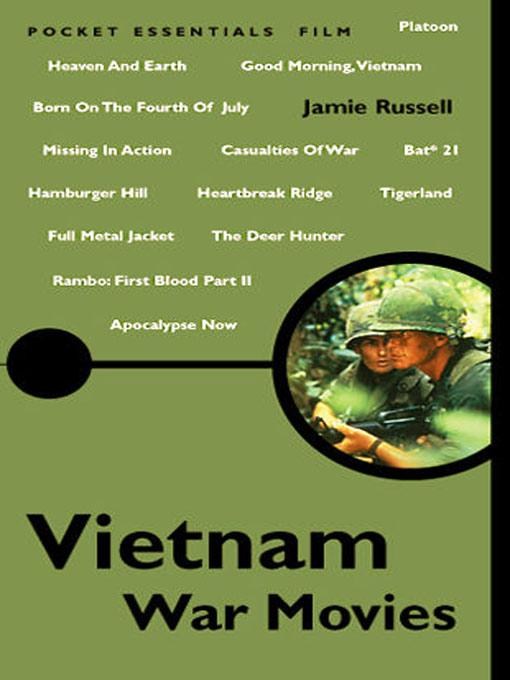 Vietnam War Movies: The Pocket Essential Guide EB9787770624933