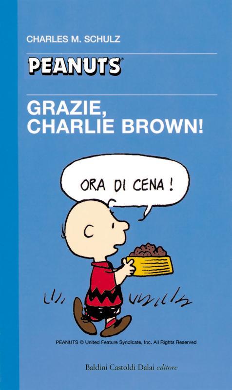 25 - Grazie,  Charlie Brown!