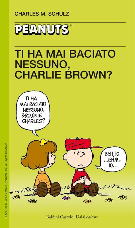 49 - Ti ha mai baciato nessuno, Charlie Brown?