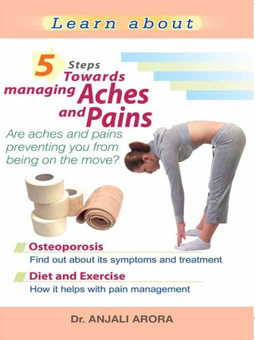 5 Steps towards managing Aches and Pains EB9788120790391